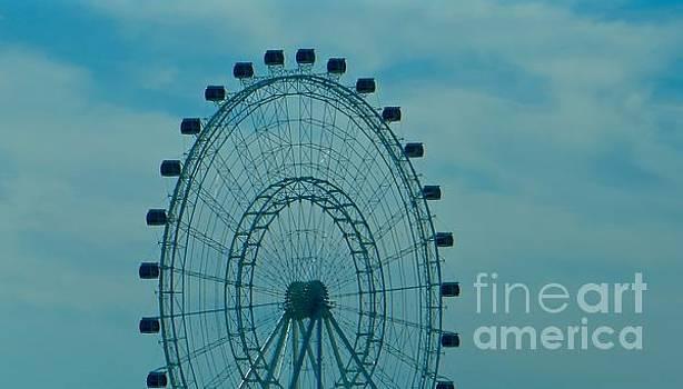 Ferris Wheel Fun by Joy Hardee
