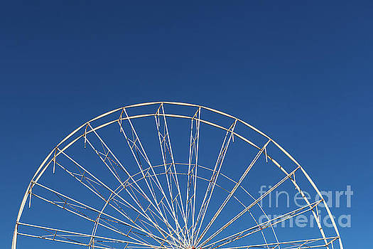 Ferris Wheel by George Sheldon