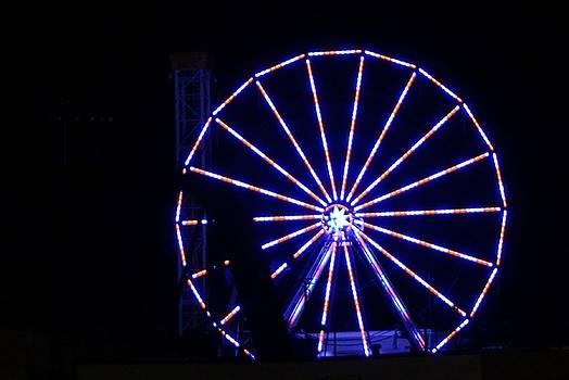 Ferris Wheel by John Wartman