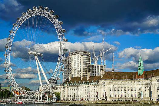Ferris Wheel by Ric Schafer