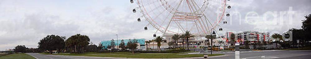 Ferris Wheel by Timothy OLeary