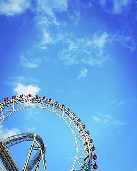 #ferriswheel  #love_all_sky by Bow Sanpo