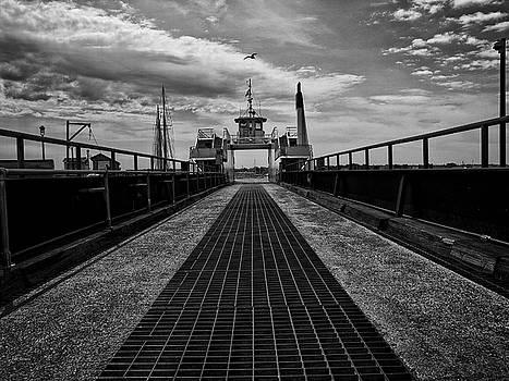 Ferry Boat by Bob Orsillo
