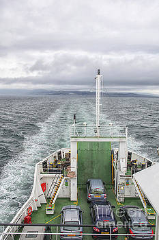 Patricia Hofmeester - Ferry to the Isle of Skye, Scotland