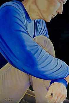 Fervent Prayer by Christine Belt