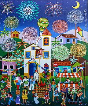 Festa Junina by Militao Dos Santos Militao