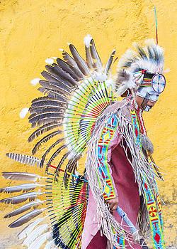 Festival of Valle del Maiz by Kobby Dagan