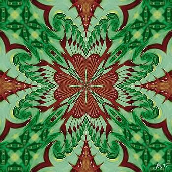 Lori Kingston - Festive Swirls