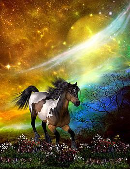 Fantasy Moonlight by John Junek