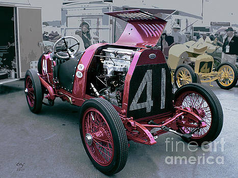 Fiat 1911 GP by Curt Johnson