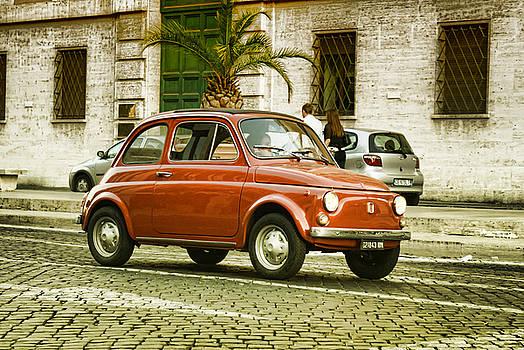 Fiat 500 by Hristo Hristov