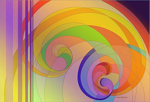 Fibo-Nebulosity by John Ressler