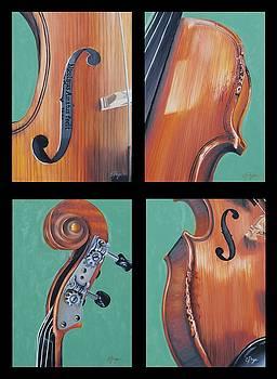 Emily Page - Fiddle Quartet