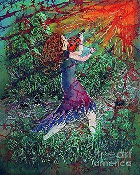 Sue Duda - Fiddler Of The Forest  2