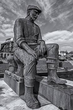 Fiddler's Green Memorial by David Pringle