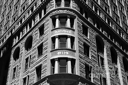Fidelity Building Detail Baltimore by James Brunker