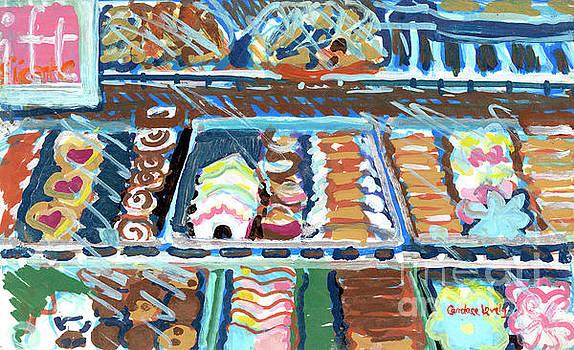 Fidough's Bakery  by Candace Lovely