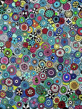 Field of Blooms by Beth Ann Scott