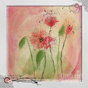 Field of Poppies by Gillian Singleton