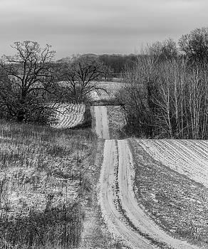 Dan Traun - Field road