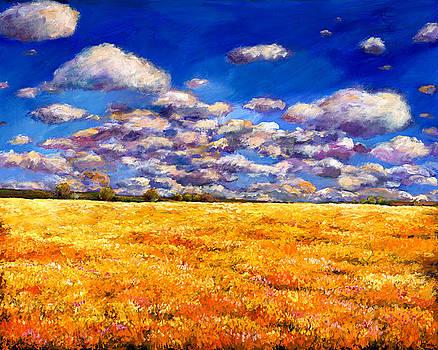 JOHNATHAN HARRIS - Fields of Gold