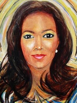 FierceWomen Portrait of Adrienne by JG Boccella