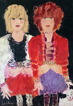 FiFi and the Fashionistas by Sandy Welch