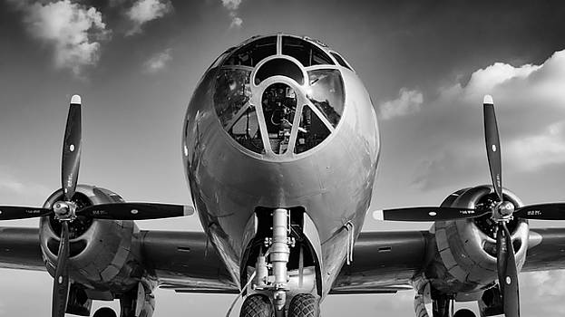 FIFI's Nose - 2018 Christopher Buff, www.Aviationbuff.com by Chris Buff