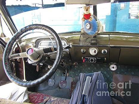John Malone - Fifties Classic Car Interior