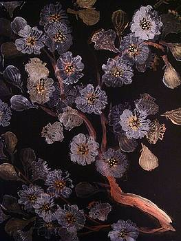 Fig Blossoms by Ana Bikic