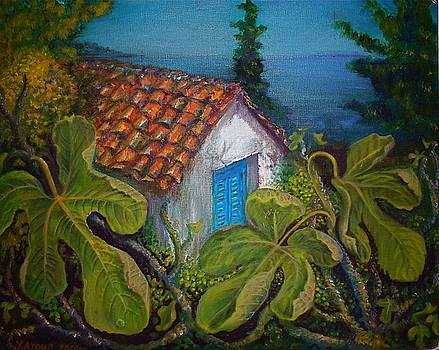 Yvonne Ayoub - Fig Leaves