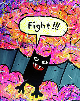 Fight by Stephanie McMillan