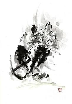 Fighting by Mariusz Szmerdt