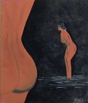 Figuras En La Noche by Iris  Mora