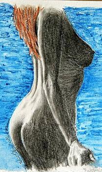 Figure drawing.3. by SJV Jeffery-Swailes