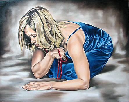 Ilse Kleyn - Figure Hundred and four of seven