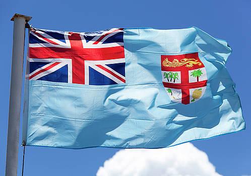 Ramunas Bruzas - Fiji Flag