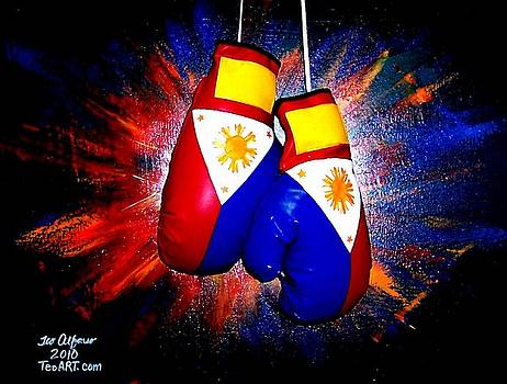 Filipino Boxer - Boxing from the Philippines by Teo Alfonso