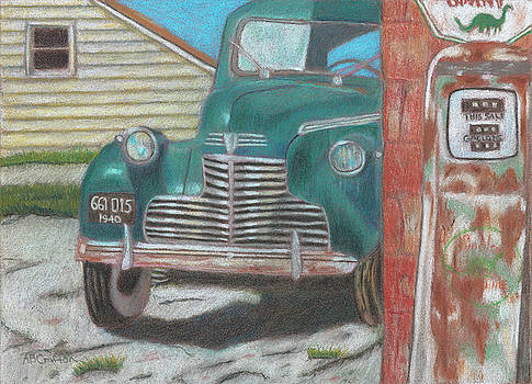 Fill 'Er Up by Arlene Crafton