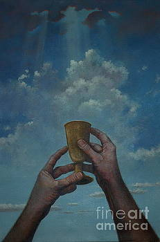 Fill my cup Lord by Michael Nowak