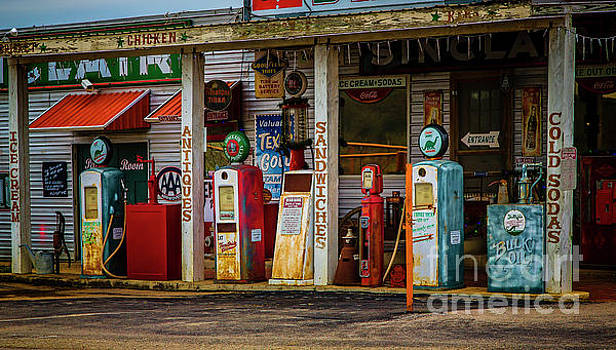 Jon Burch Photography - Filling Station