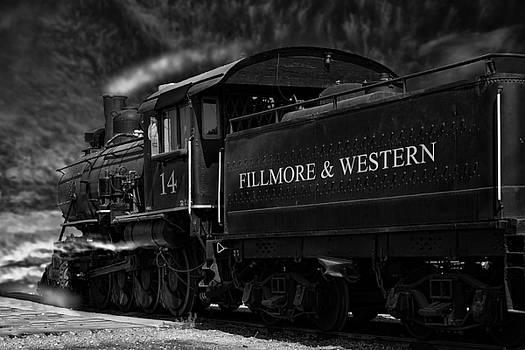 William Havle - Fillmore-Western Steam Train