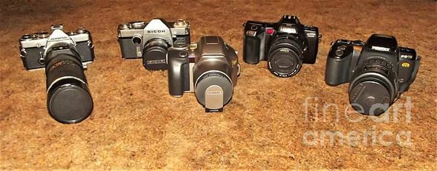 Film Cameras Of An Era Gone By           Collection           Indiana by Rory Cubel