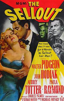 R Muirhead Art - Film Noir Poster  The Sellout