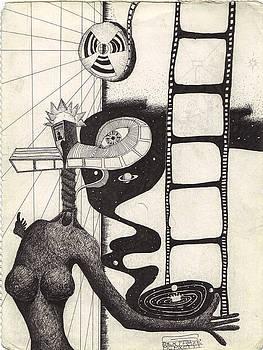 Film Strip by Geoffroy Dextraze