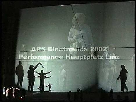 Filmperformence In Austria by Manfred Kielnhofer