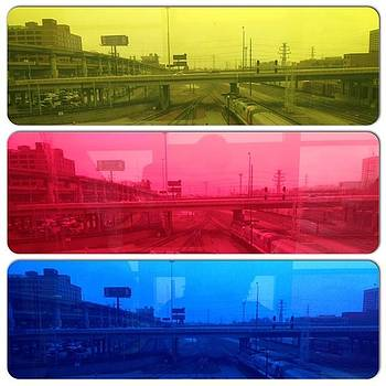 Filter Unnecessary. Colored Windows At by Alyssa Pearson