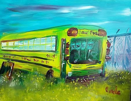 Final bus Stop  by Steve Jorde
