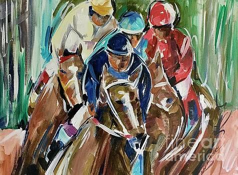 Final Turn 2 by Alan Metzger
