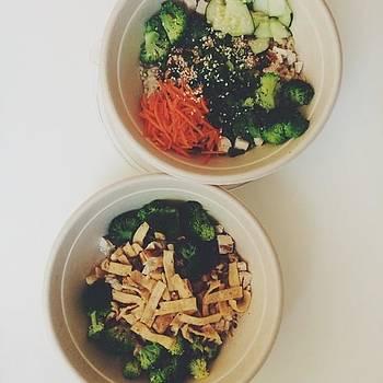 Finally Back At My Favorite Lunch Spot by Kristen Holbrook